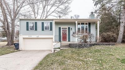 Ann Arbor Single Family Home Contingent - Financing: 325 Manor Dr