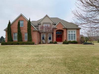 Milan Single Family Home Contingent - Financing: 10210 Timber Ridge Dr