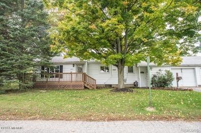 Single Family Home For Sale: 202 Brown St