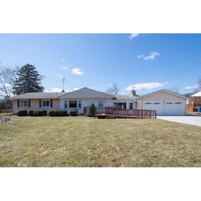 Ann Arbor Single Family Home For Sale: 2940 Oakdale Dr