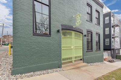 Ann Arbor Condo/Townhouse For Sale: 111 W Kingsley St