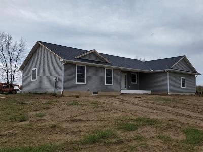 Munith Single Family Home For Sale: 11325 Bartig Lake Dr