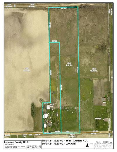 Clayton MI Residential Lots & Land For Sale: $50,000