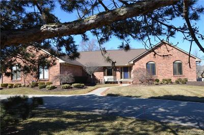 Plymouth Single Family Home For Sale: 11645 Lehigh Crt