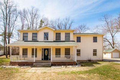 Jerome Single Family Home Contingent - Financing: 11526 Vicary Rd