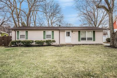 Ann Arbor Single Family Home Contingent - Financing: 2691 Maplewood Ave