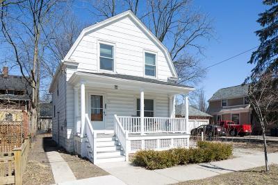 Ann Arbor Single Family Home For Sale: 112 W Madison St