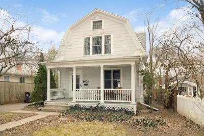 Ann Arbor Single Family Home Contingent - Financing: 1422 South Blvd