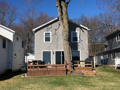 Single Family Home Contingent - Financing: 7344 Walnut Hill