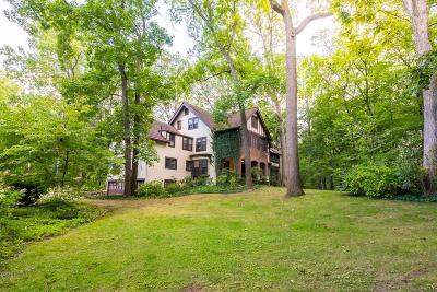 Ann Arbor Single Family Home For Sale: 1908 Scottwood Ave