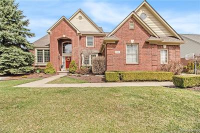 Novi Single Family Home Contingent - Financing: 24031 Broadmoor Park Ln