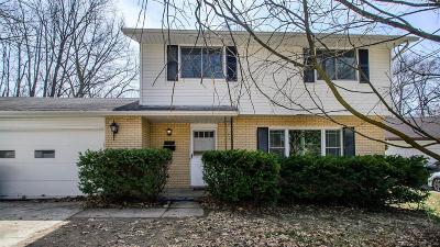 Washtenaw County Single Family Home Contingent - Financing: 2731 Valley Dr