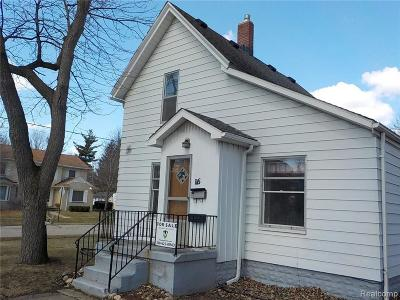 Single Family Home For Sale: 116 W 2nd St