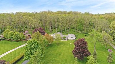 Ann Arbor Single Family Home For Sale: 3444 E Huron River Dr