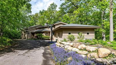 Ann Arbor Single Family Home For Sale: 3755 Oakmore Ct