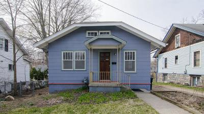 Ann Arbor Single Family Home Contingent - Financing: 507 N 7th St