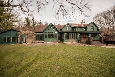 Washtenaw County Single Family Home For Sale: 2505 Whitmore Lake Rd
