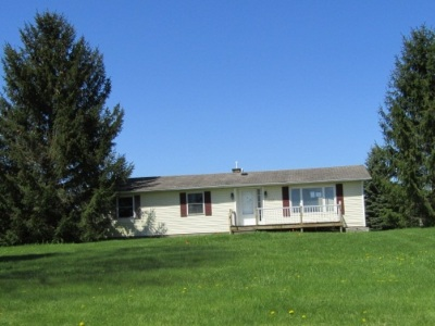 Hillsdale Single Family Home For Sale: 2500 N Bird Lake Rd