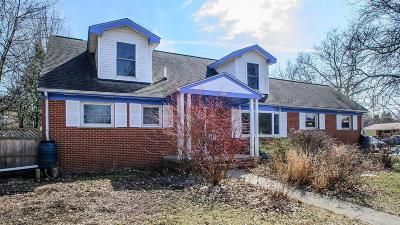 Ann Arbor Single Family Home Contingent - Financing: 2515 Sequoia Pkwy
