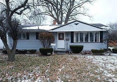 Single Family Home For Sale: 111 Plummer St