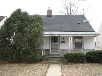 Single Family Home For Sale: 34221 John St