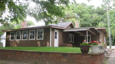 Single Family Home For Sale: 537 Oakdale Dr