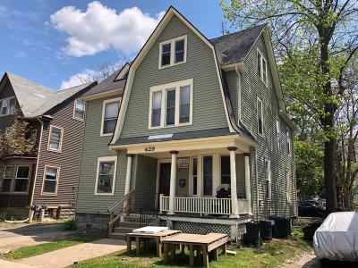 Ann Arbor Multi Family Home For Sale: 429 Hamilton Pl