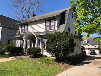 Ann Arbor Multi Family Home For Sale: 1106 S S Forest