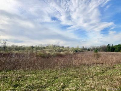 Residential Lots & Land For Sale: Hadley Rd