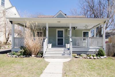 Ann Arbor Single Family Home For Sale: 1008 Miner