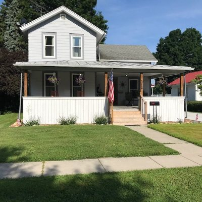 Lenawee County Single Family Home For Sale: 312 Jipson