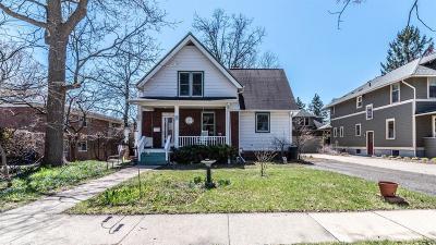 Ann Arbor Single Family Home For Sale: 1017 Woodbridge Blvd