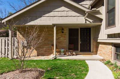 Ann Arbor Condo/Townhouse For Sale: 2246 Pine Grove Ct