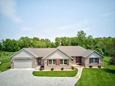 Ann Arbor Single Family Home For Sale: 6449 Linton Way