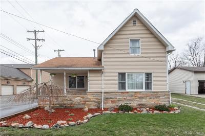 Webberville Single Family Home For Sale: 115 Chestnut St