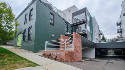 Ann Arbor Condo/Townhouse For Sale: 121 W Kingsley St