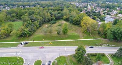 Residential Lots & Land For Sale: 41295 W 14 Mile Rd