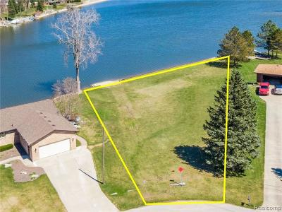 Residential Lots & Land For Sale: 3707 Lake Lapeer Dr