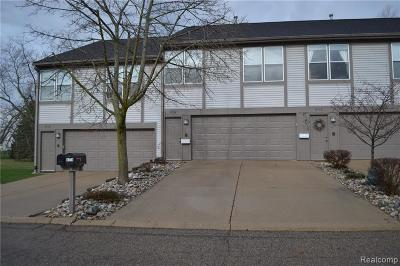 Lansing Condo/Townhouse For Sale: 4114 Norfolk