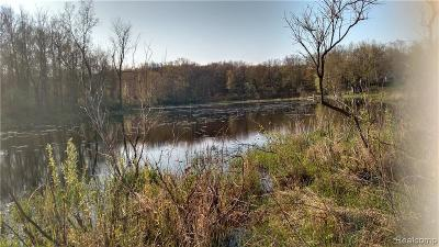 Residential Lots & Land For Sale: Tipsico Lake Rd Rd