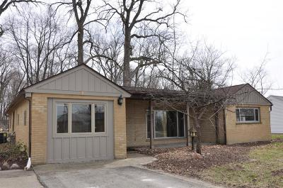 Ann Arbor Single Family Home For Sale: 321 Payeur Rd