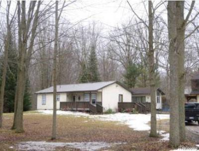 Single Family Home For Sale: 253 W Miller Rd