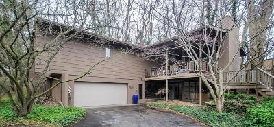 Ann Arbor Single Family Home For Sale: 4038 Thornoaks Dr