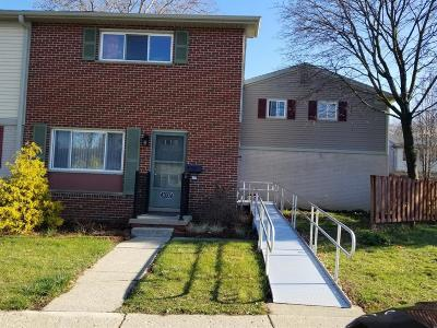 Ann Arbor Condo/Townhouse For Sale: 3037 Williamsburg