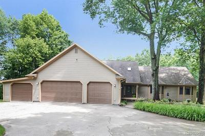 Brighton Single Family Home For Sale: 385 Tracey Ln