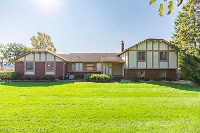 Single Family Home For Sale: 1180 Shady Ln