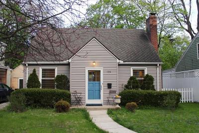 Ann Arbor Single Family Home For Sale: 108 N Revena Blvd