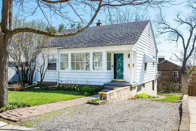 Ann Arbor Single Family Home For Sale: 807 3rd St
