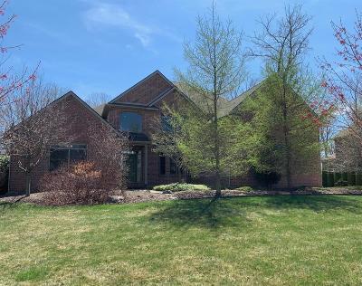 Ann Arbor Single Family Home For Sale: 2323 Woodview Lane