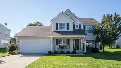 Ann Arbor Single Family Home For Sale: 2796 Green Valley Dr